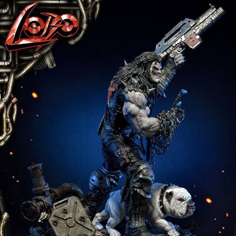 Lobo - Injustice Gods Among Us - 1/3 Scale Statue