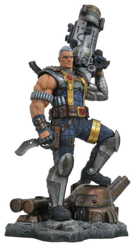 Cable - Marvel - Premier Collection Statue
