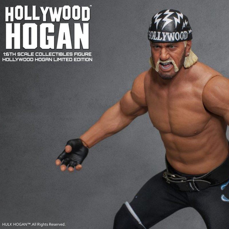 Hollywood Hogan - WWE Wrestling - 1/6 Scale Figur