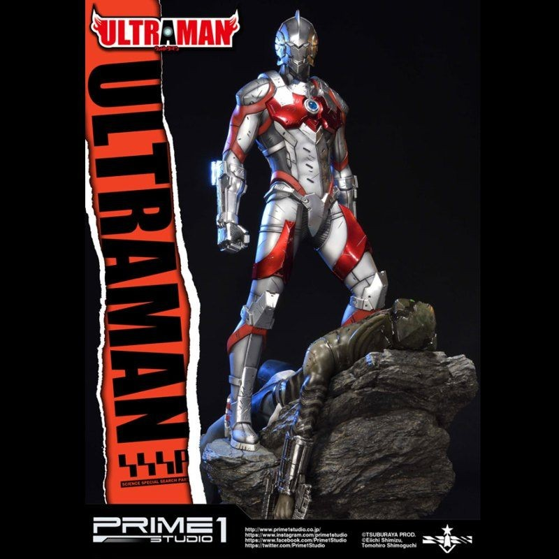 Ultraman - Ultraman - Polystone Statue