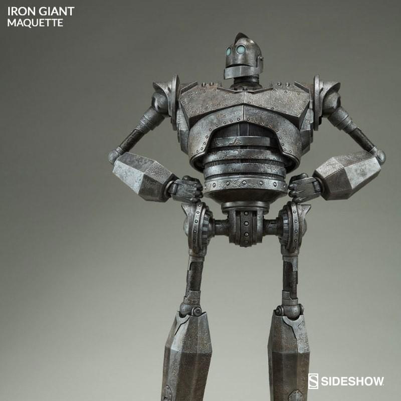 Der Gigant - Der Gigant aus dem All - Maquette