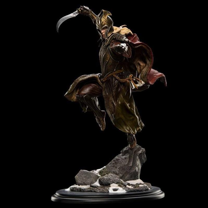Mirkwood Elf Soldier - Der Hobbit - 1/6 Scale Statue