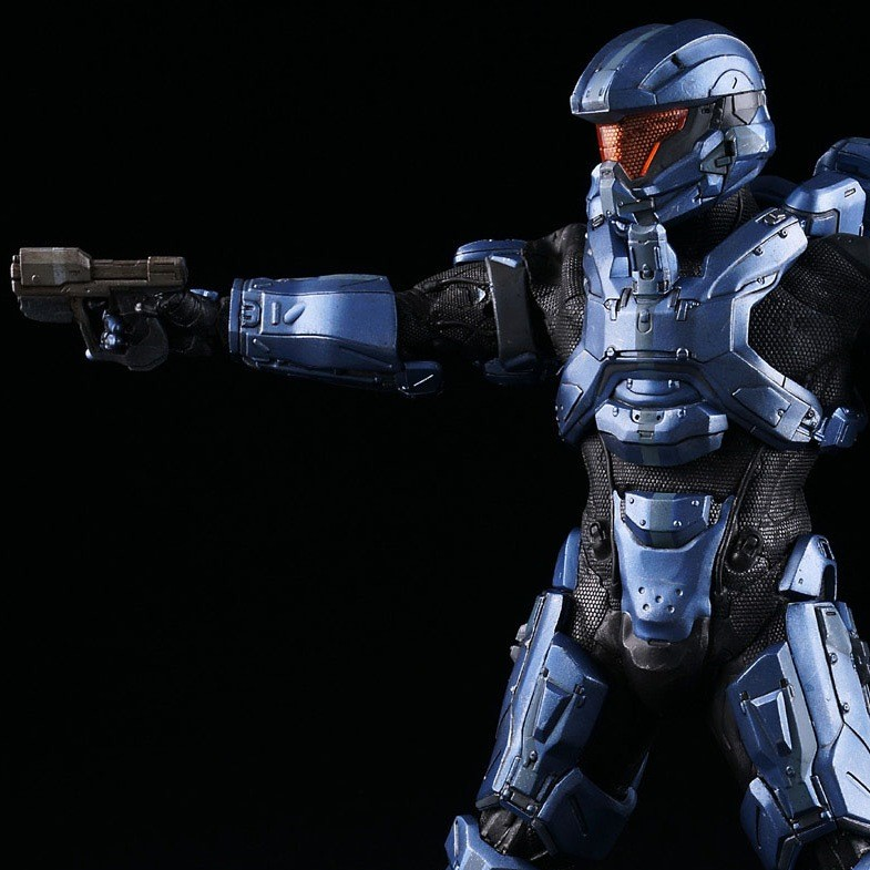 UNSC Spartan Gabriel Thorne - Halo - 1/6 Scale Action Figur