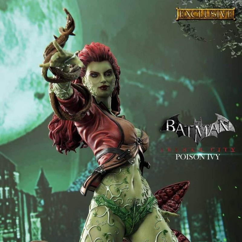 Poison Ivy Exclusive Version - Batman Arkham City - 1/3 Scale Statue