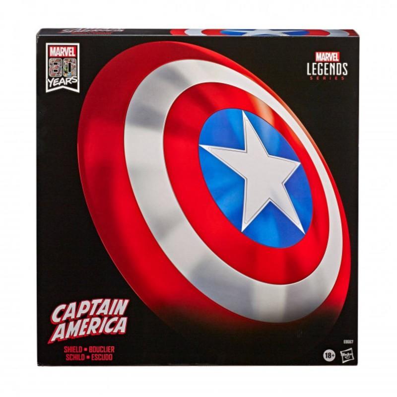 Captain America's Schild - Marvel Legends 80th Anniversary