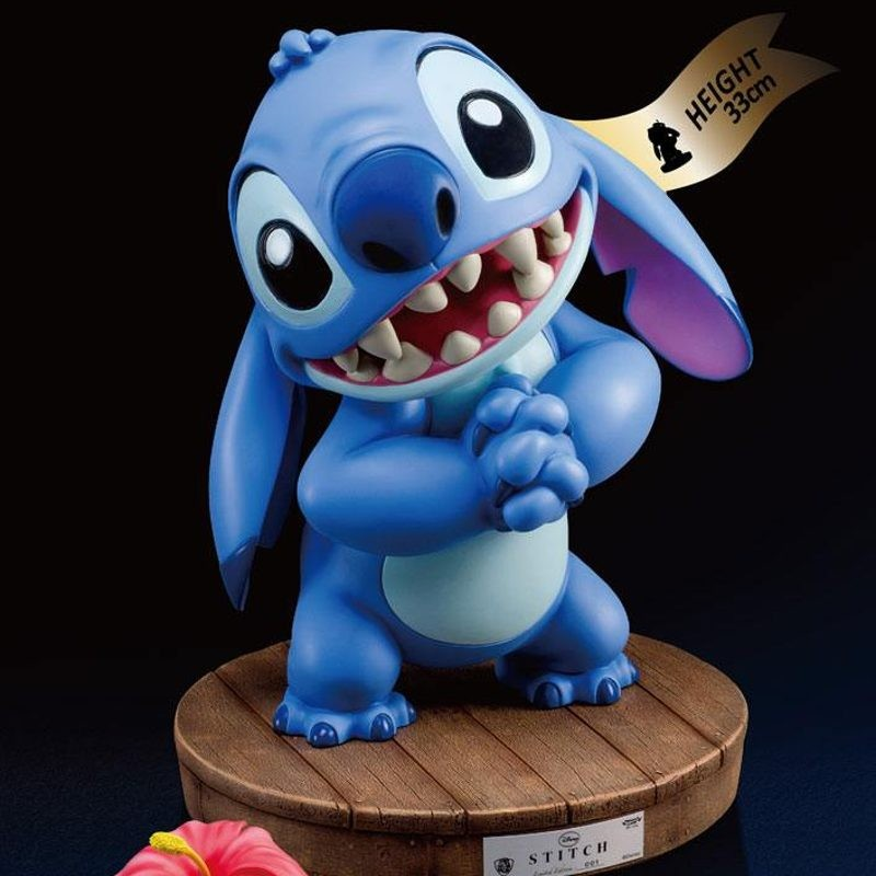 Stitch - Miracle Land - Polystone Statue