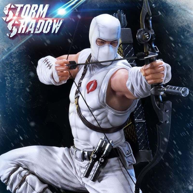 Storm Shadow - G.I. Joe - 1/4 Scale Statue