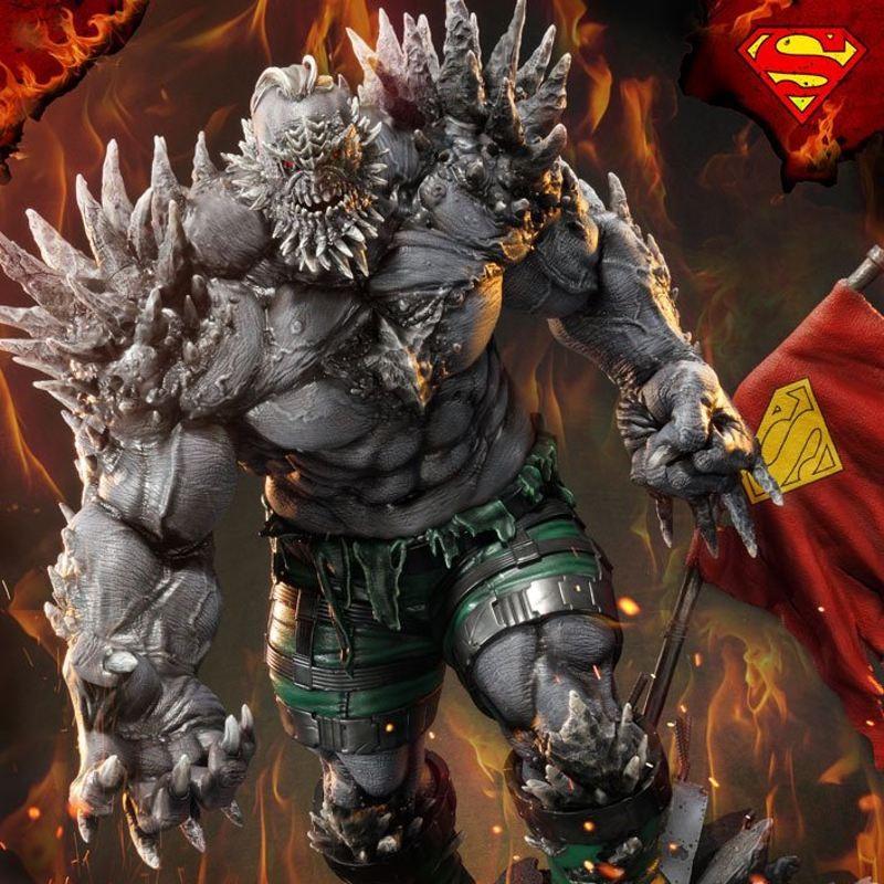 Doomsday - DC Comics - Polystone Statue
