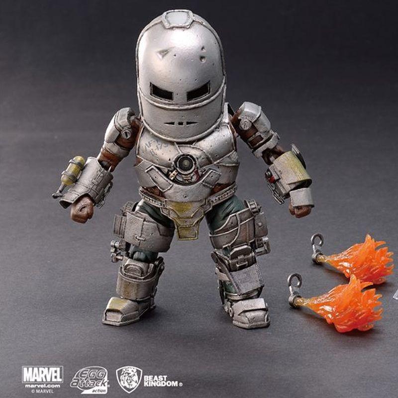Mark 1 - Iron Man 3 - Egg Attack Actionfigur