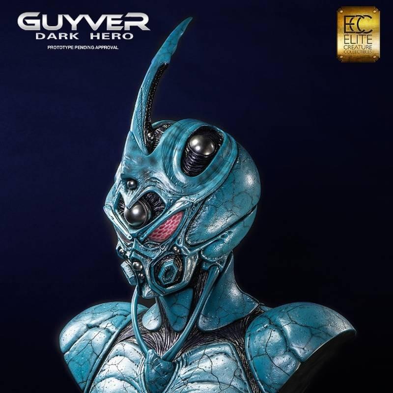 Guyver - Dark Hero - Life Size Büste