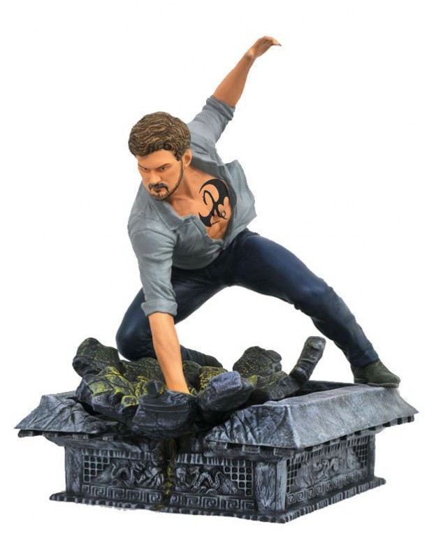 Iron Fist (The Defenders) - Marvel Gallery - PVC Statue