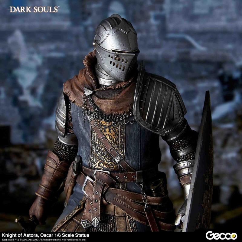 Oscar Knight of Astora - Dark Souls - 1/6 Scale Statue