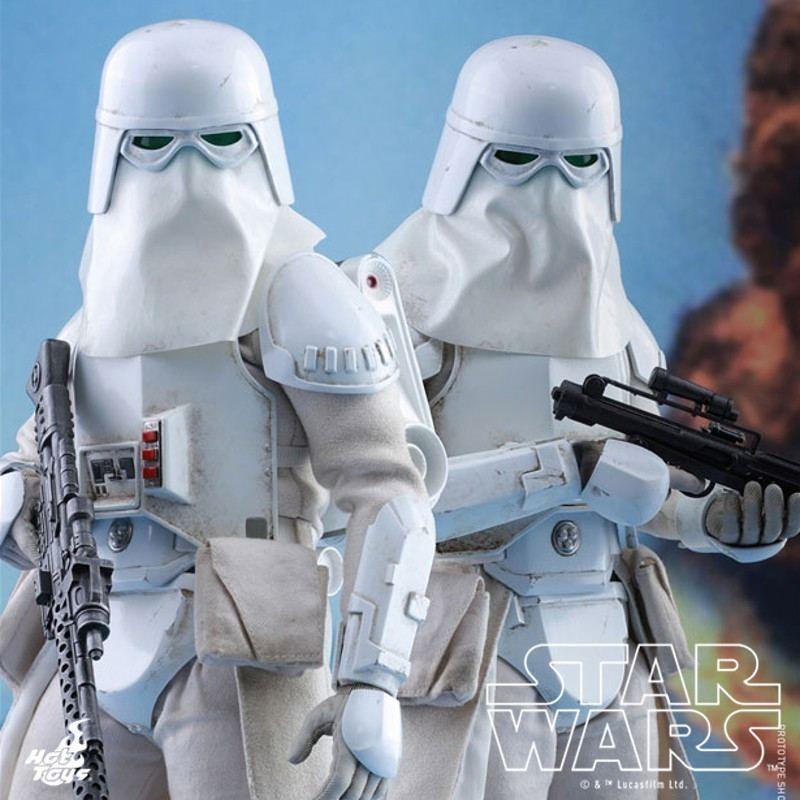Snowtroopers - Star Wars Battlefront - 1/6 Scale Figuren Set