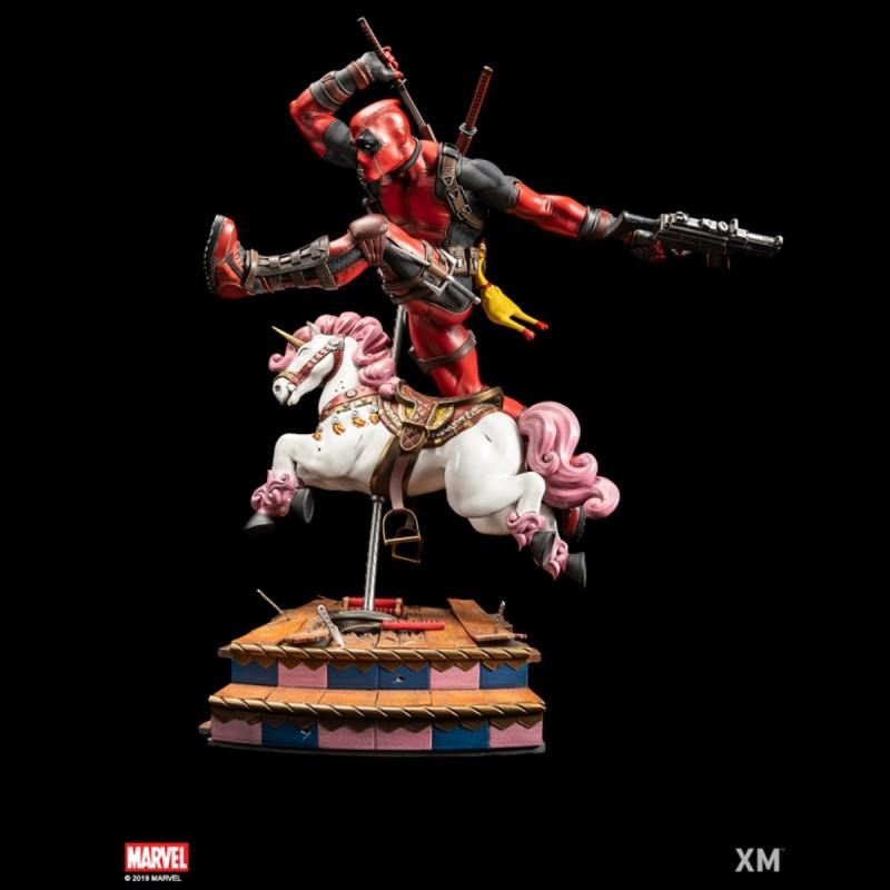 Deadpool Ver. A - Marvel Comics - 1/4 Scale Premium Statue