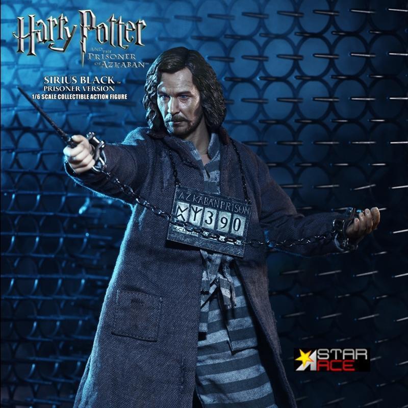 Sirius Black Prisoner Version - Harry Potter - 1/6 Scale Actionfigur