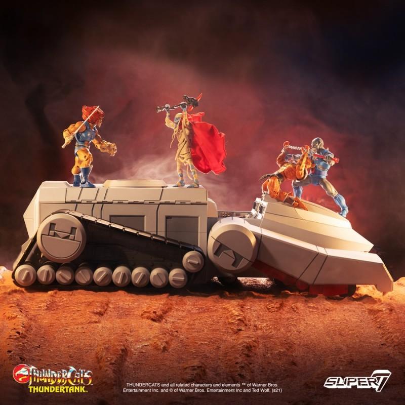 Thundertank - Thundercats - Spielset