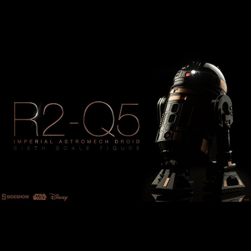 R2-Q5 Imperial Droid - Star Wars - 1/6 Scale Figur