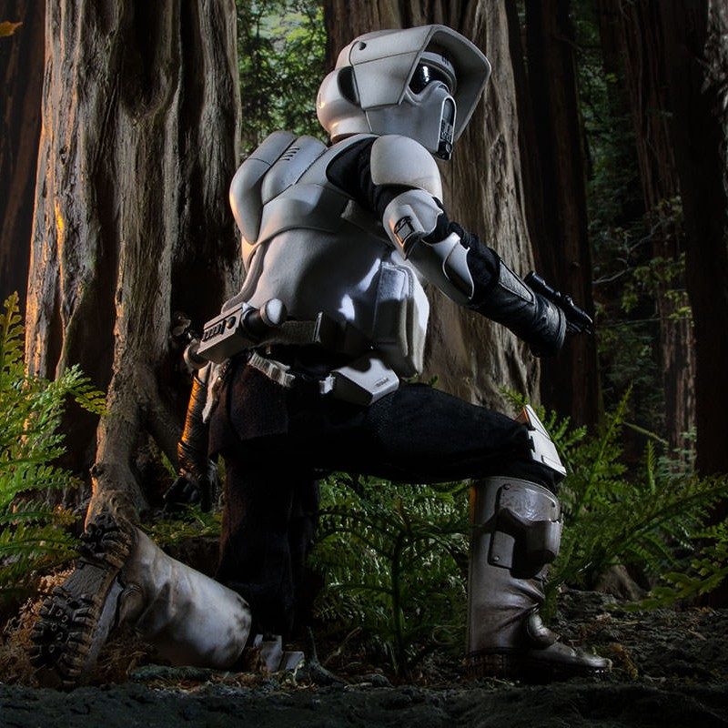 Scout Trooper - Star Wars - Sixth Scale Figur
