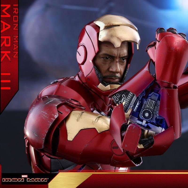 Iron Man Mark III - Iron Man - 1/4 Scale Figur