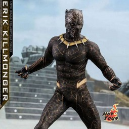 Erik Killmonger - Black Panther - 1/6 Scale Figur