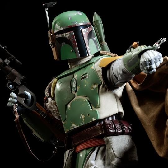 Boba Fett - Star Wars - 1/6 Scale Figur