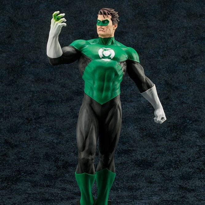 Green Lantern - DC Comics - 1/6 Scale ARTFX Statue