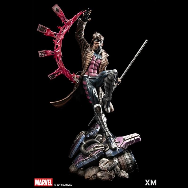 Gambit - Marvel Comics - 1/4 Scale Premium Statue
