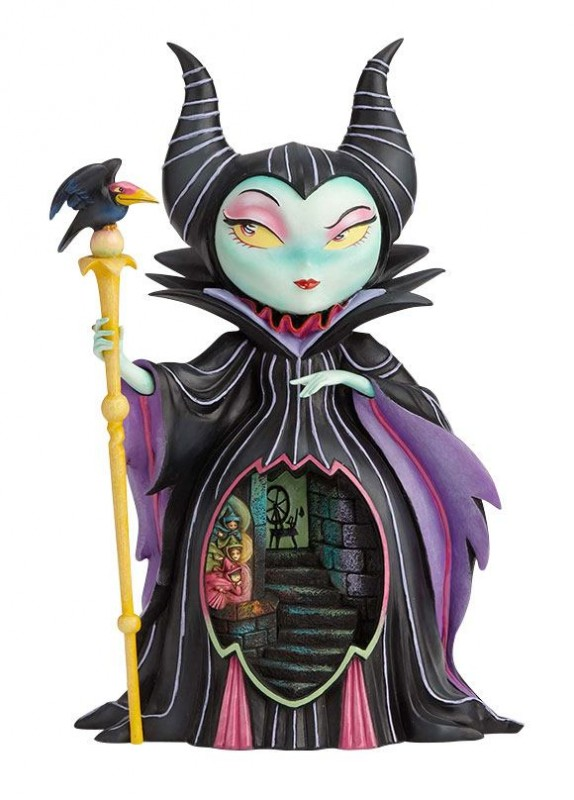 Malefiz - Dornröschen - The World of Miss Mindy Presents Disney Statue