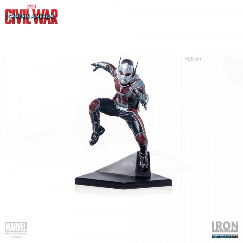 Ant-Man - Captain America Civil War - 1/10 Scale Statue