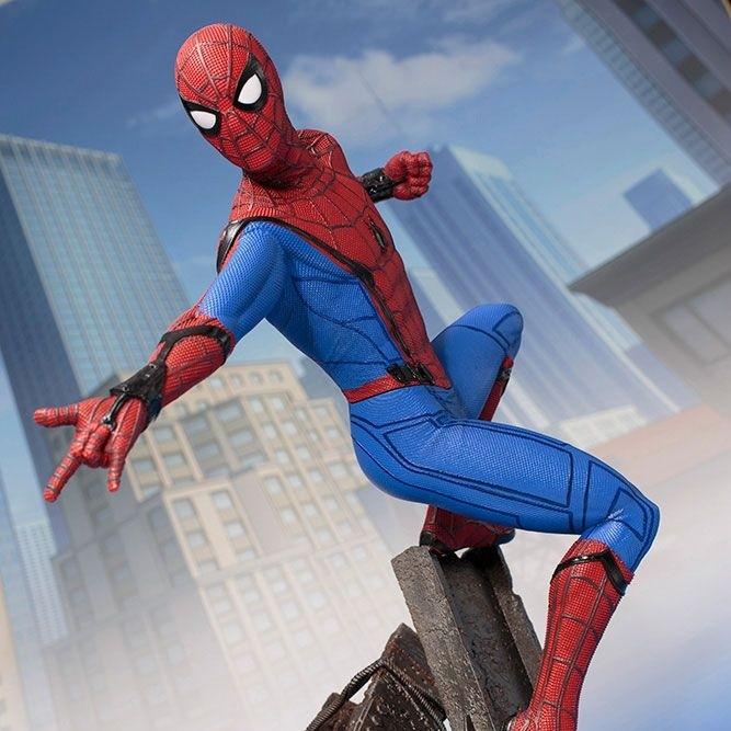Spider-Man - Spider-Man Homecoming - 1/6 Scale ARTFX Statue