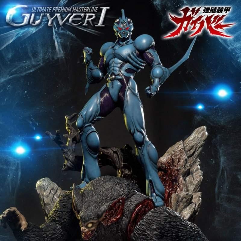 Guyver I - Guyver The Bioboosted Armor - Polystone Statue