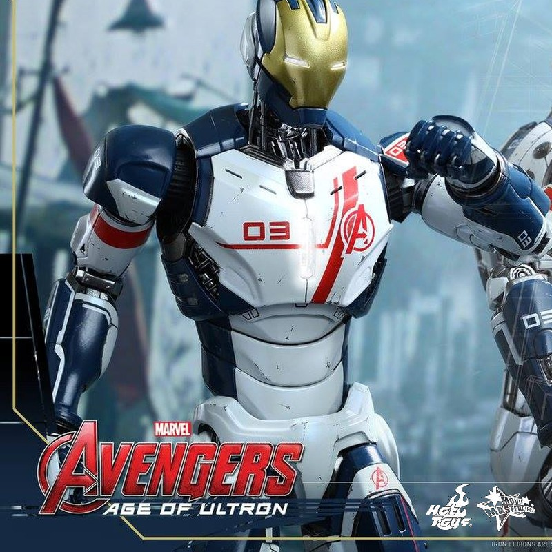 Iron Legion - Age of Ultron - 1/6 Scale Figur