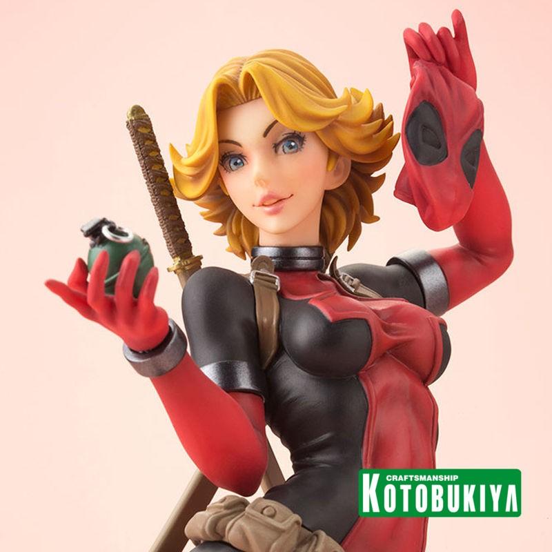 Lady Deadpool - Marvel - Bishoujo PVC Statue