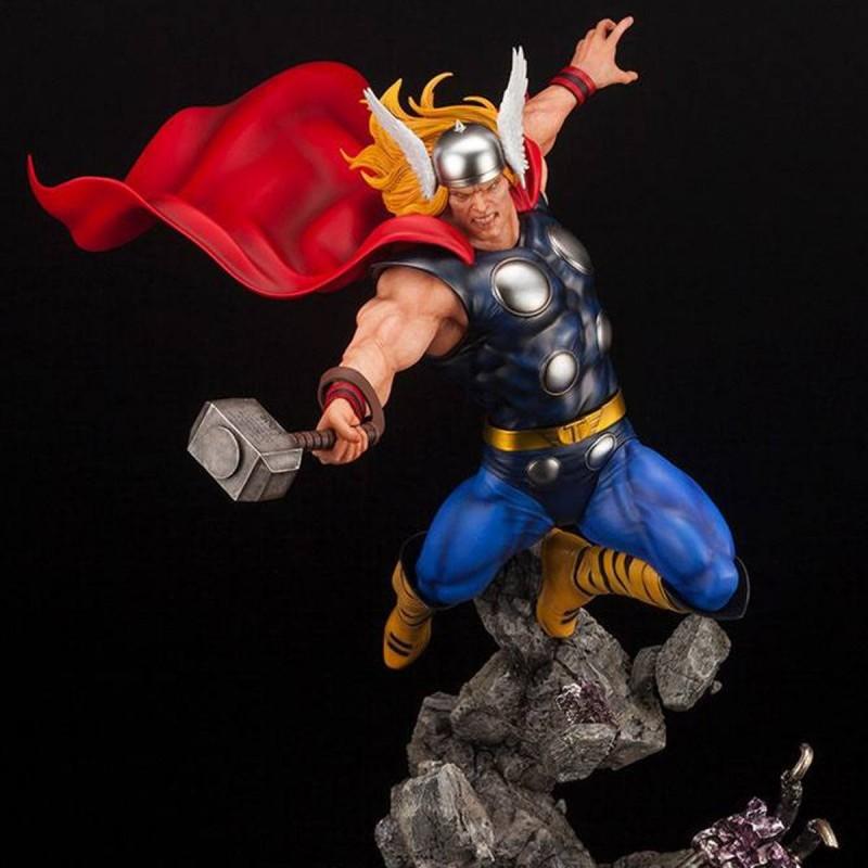 Thor - Marvel Comics - Fine Art Statue