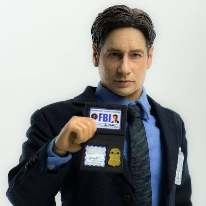 Agent Mulder - Akte X - 1/6 Scale Figur