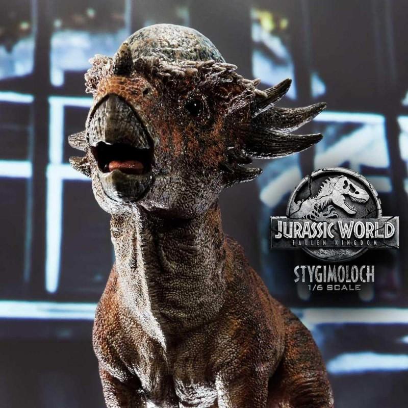 Stygimoloch - Jurassic World: Fallen Kingdom - 1/6 Scale Polystone Statue