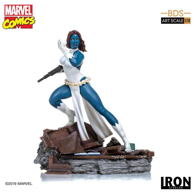 Mystique - Marvel Comics - BDS Art 1/10 Scale Statue