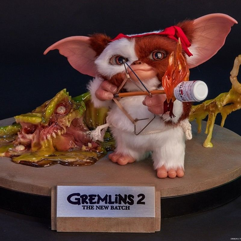 Gizmo - Gremlins 2 - Life Size Maquette