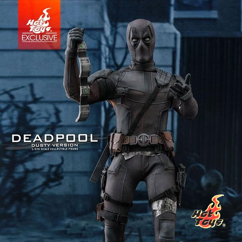 Deadpool Dusty Version - Deadpool 2 - 1/6 Scale Figur