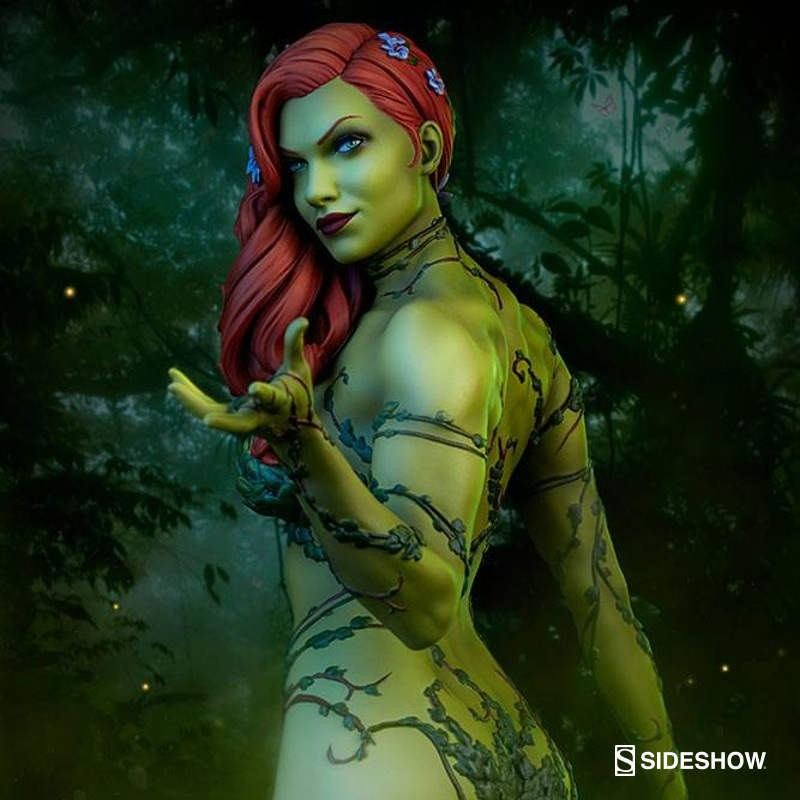 Poison Ivy - DC Comics - Premium Format Statue