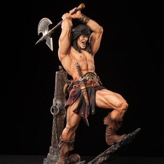 Conan The Sacrifice - 1/4 Scale Statue