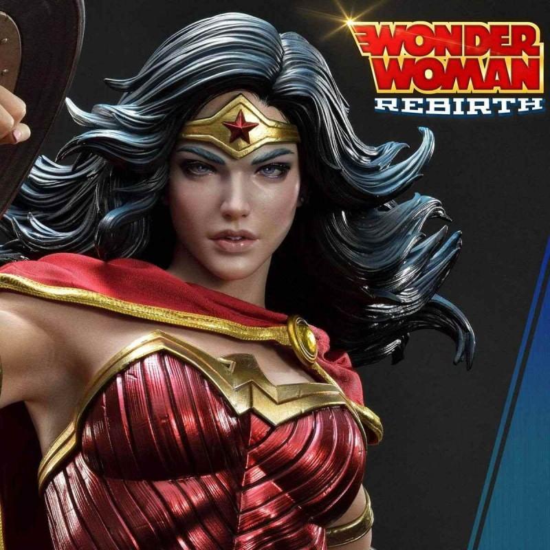 Wonder Woman Rebirth - DC Comics - 1/3 Scale Museum Masterline Statue