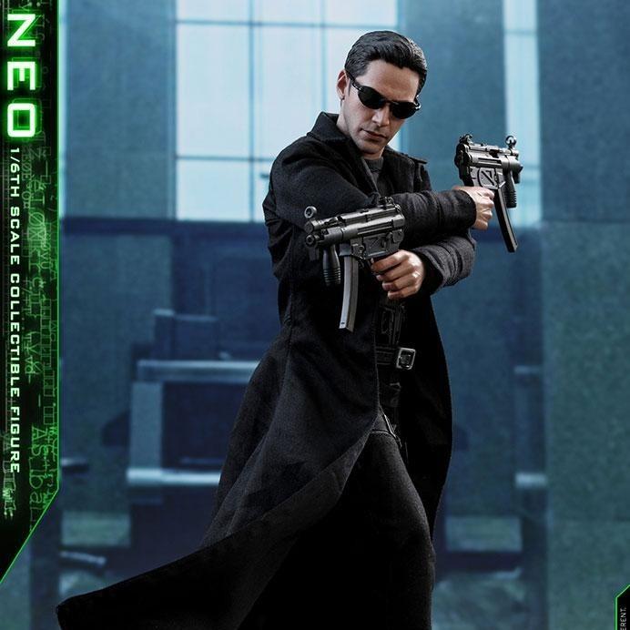 Neo - The Matrix - 1/6 Scale Figur