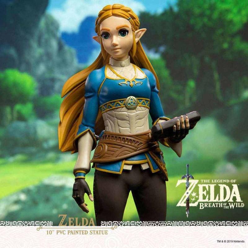 Zelda - The Legend of Zelda Breath of the Wild - PVC Statue