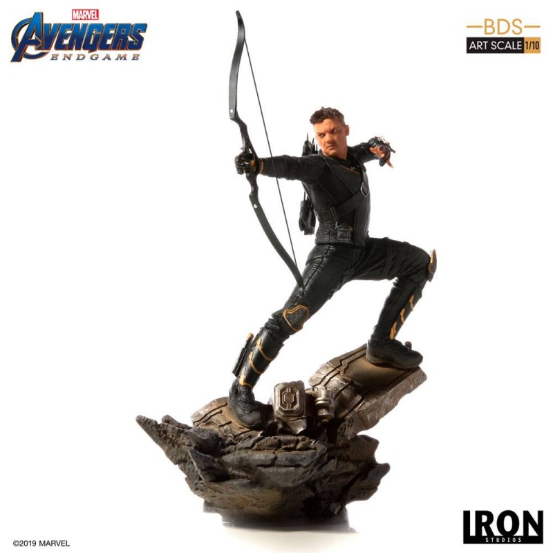 Hawkeye - Avengers: Endgame - BDS Art 1/10 Scale Statue