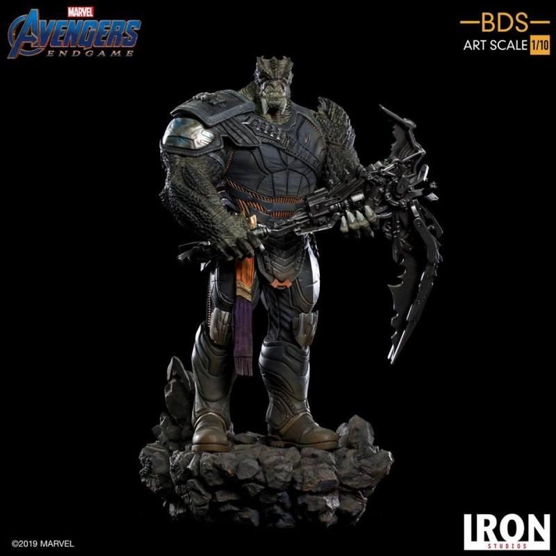 Cull Obsidian Black Order - Avengers: Endgame - BDS Art 1/10 Scale Statue