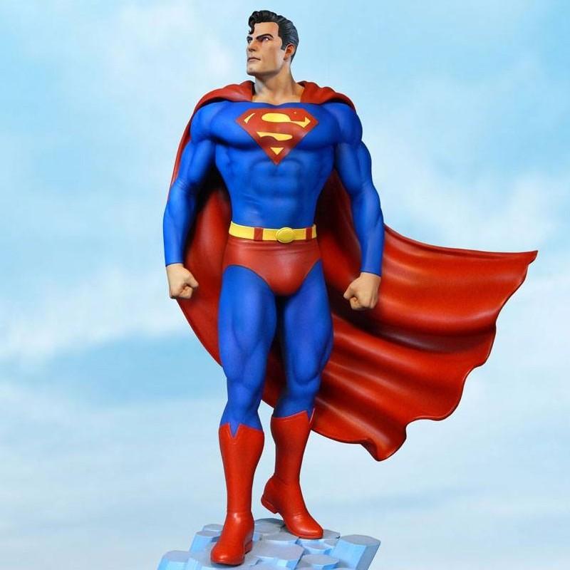 Superman - Super Powers Collection - Maquette 43cm