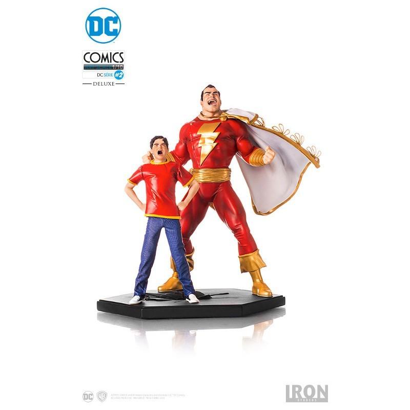 Shazam - DC Comics - 1/10 Scale Statue