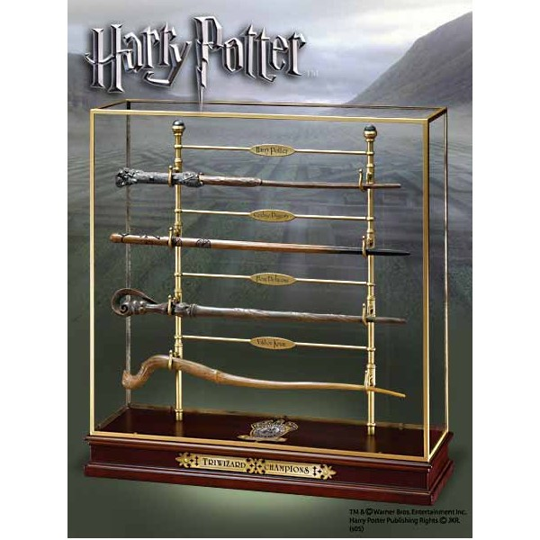 Zauberstaebe des Trimagischen Turniers - Harry Potter - 1/1 Replik