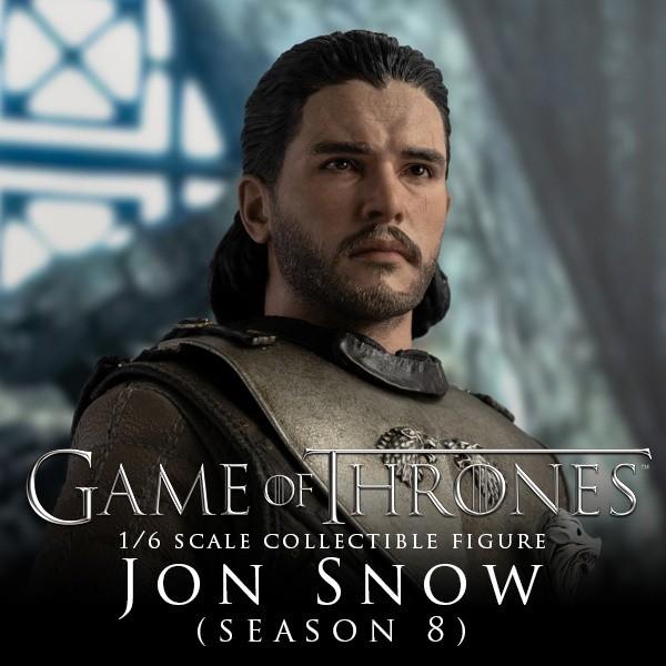Jon Snow (Season 8) - Game of Thrones - 1/6 Scale Figur